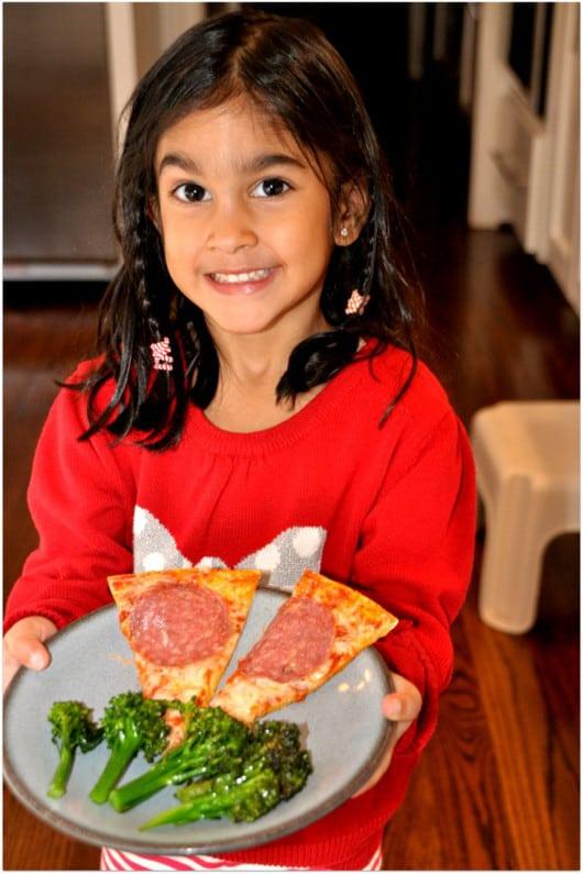 Pizza and Broccolini1