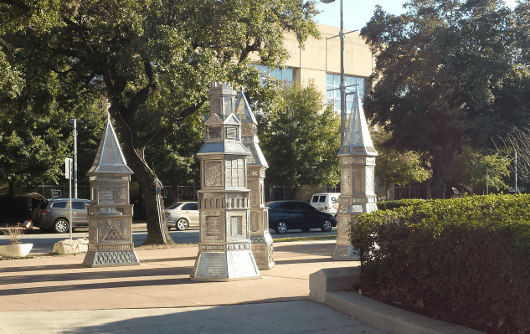 Root Memorial Square at Clay Street