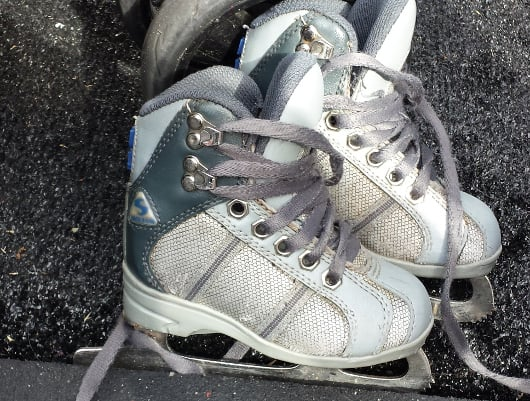 Skates at the Ice at Discovery Green