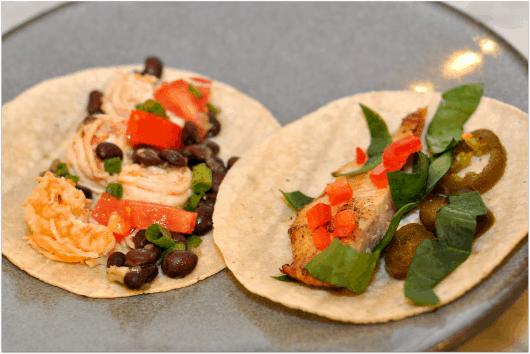 Fish and Shrimp Tacos