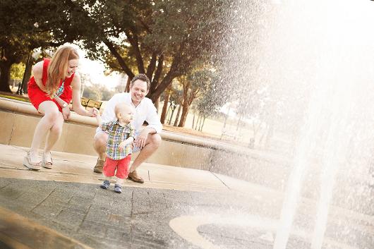 Hermann Park Fountain