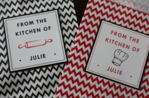 Julie Verville From the Kitchen of