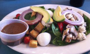 Natachees Popeye Salad
