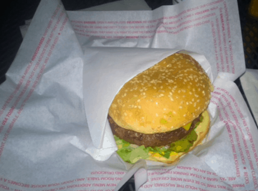 Becks Prime Burger
