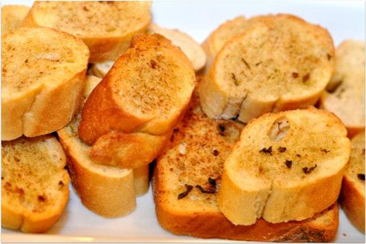 Bread for Black Bean Stew