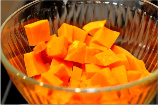 Sweet Potatoes for Enchiladas