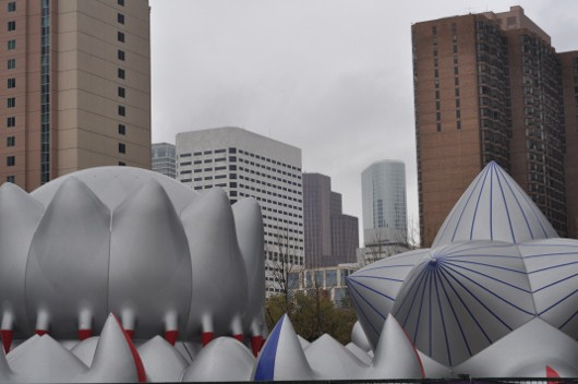 Architects of Air at Discovery Green