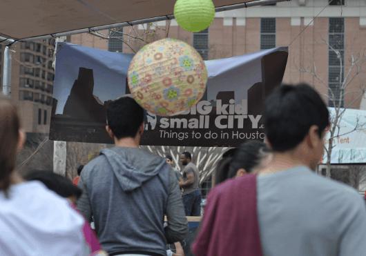 BigKidSmallCity Tent