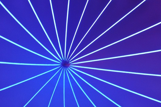 Blue Ceiling at Architects of Air