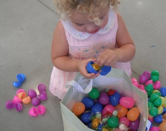 Brooke Easter Eggs
