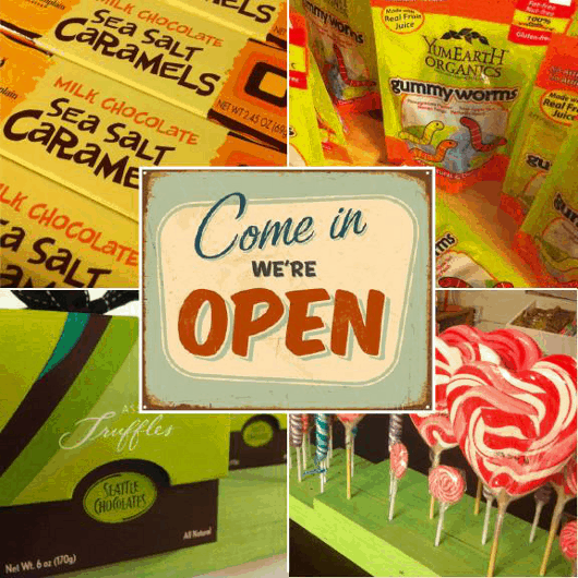 Heights Candy Bar is Open