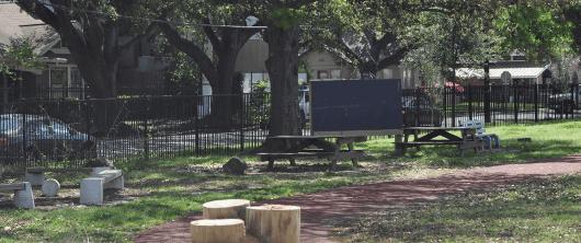 Outdoor Classroom at Wilson Spark Park