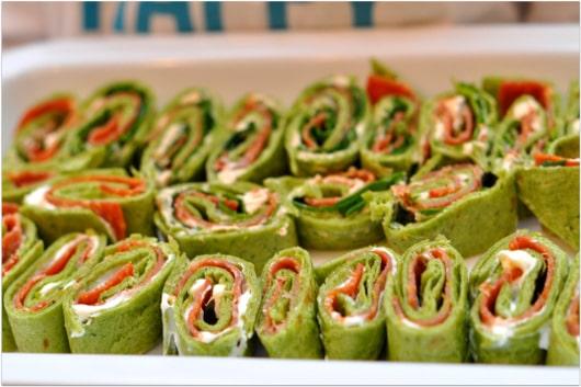 Pinwheels for Dinner