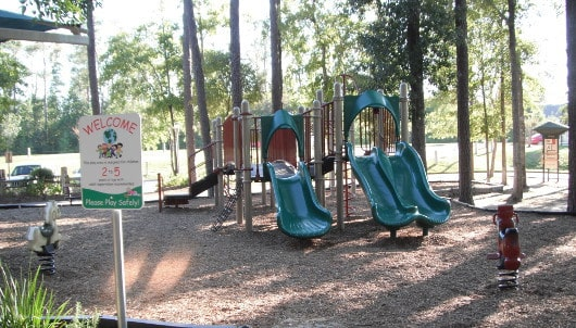 Small Playstructure at Lakewood Crossing Park