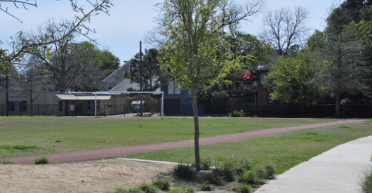 Wilson Spark Park Track and Soccer Field