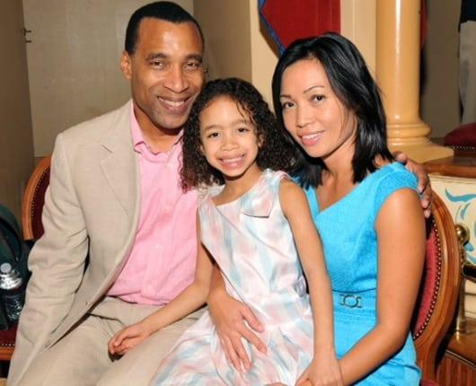 Bernadette ParentsPost FAMILY PIC