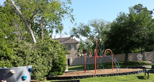 Climbing Structure at Mulberry Park