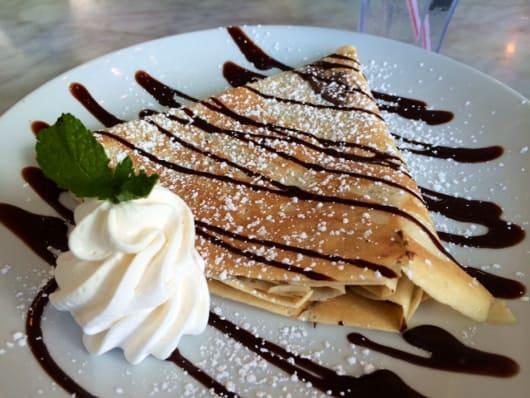 Crepe From Sweet Paris