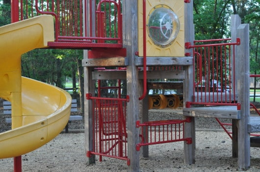 Cy-Champ Park Play Structure