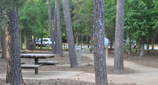 Cy-Champ Park Trail