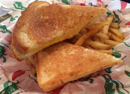 Jax Grill Grilled Cheese