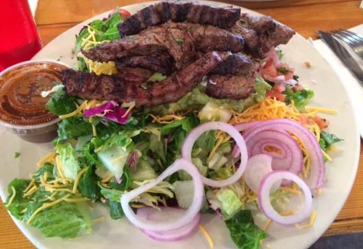 Jax Grill Salad