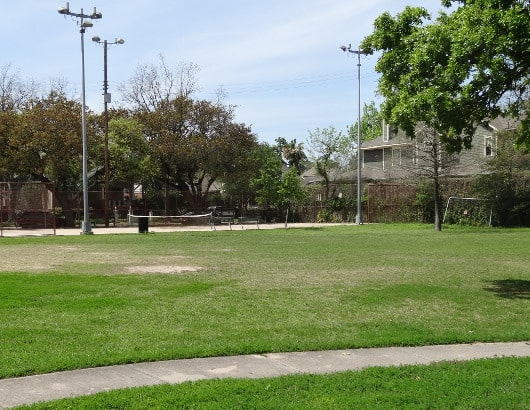 Milroy Park Green Space