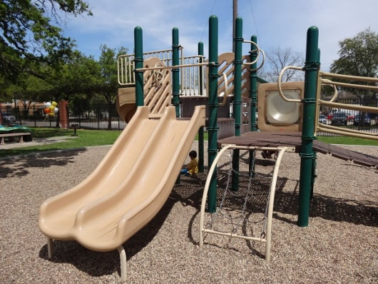 Milroy Park Small Play Structure