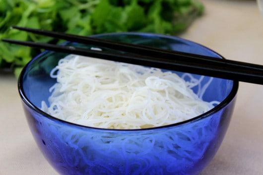 Noodles for Spring Rolls