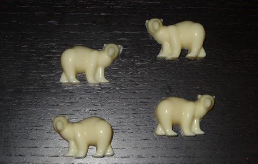 Polar Bear Chocolates