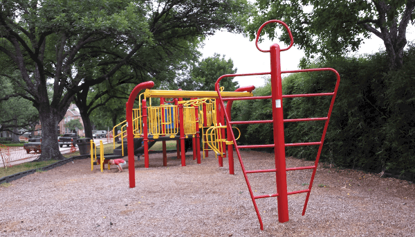Big Playstructure at Ware Family Park
