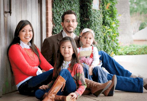 Hooper Family Photo