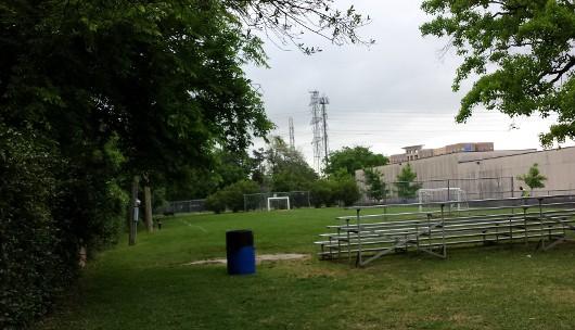 Little Soccer Field at Lafayette Park