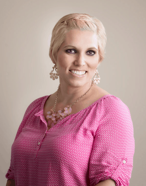 Melodee Cooperafter finishing the last chemo photo credit Amber Hagan6