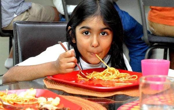 Eating Spaghetti1