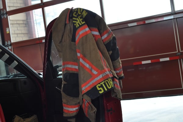 Houston Fire Station 8 Jacket