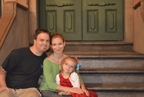 Natalie Arneson and Family