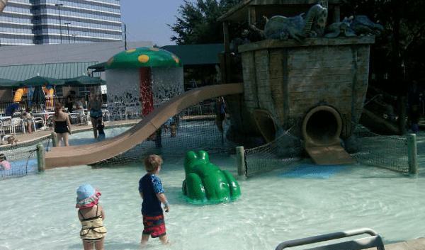 Noahs Ark Pool