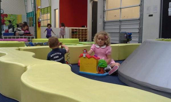 Wonderwild Little Kid Play Area