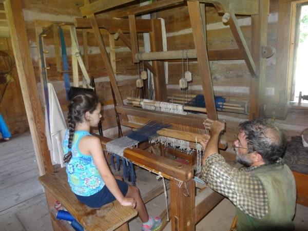 3 Jones cabin at George Ranch Historical Park