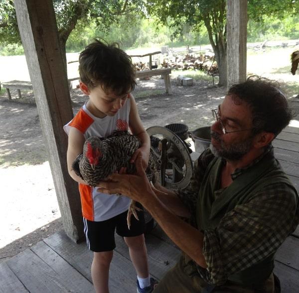4 Jones cabin at George Ranch Historical Park