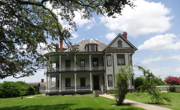 7 Davis at George Ranch Historical Park