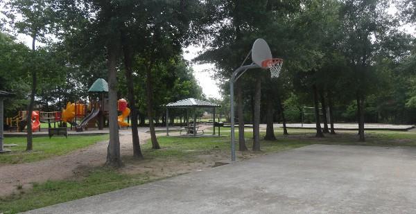 Brummerhop Park Basketball Court
