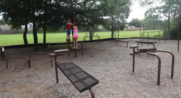 Brummerhop Park Fitness Center