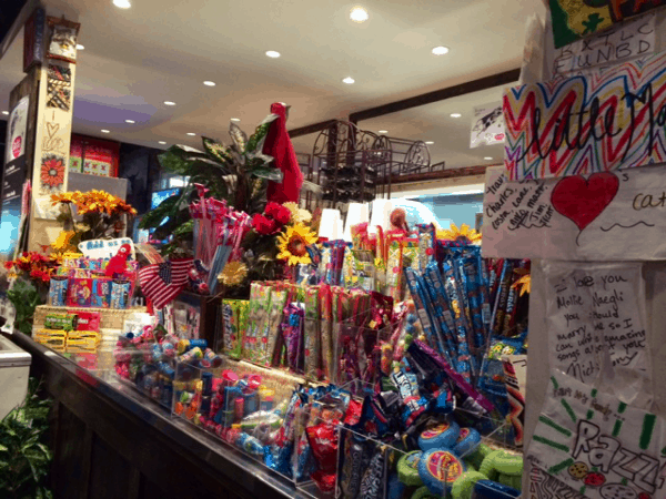 Candy at Little Matts