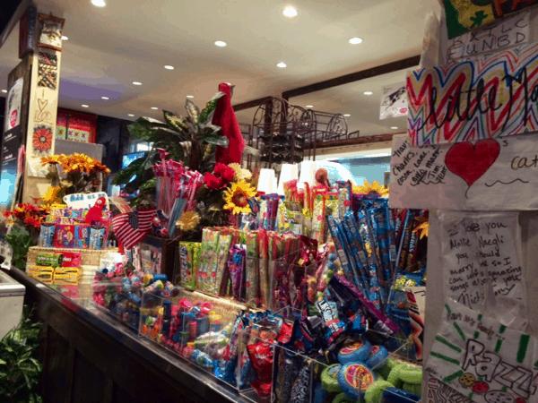 Candy at Little Matts