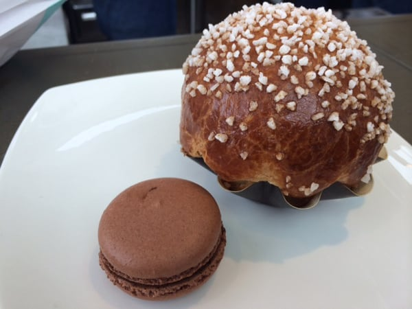 Common Bond Chocolate Macaroon and Brioche