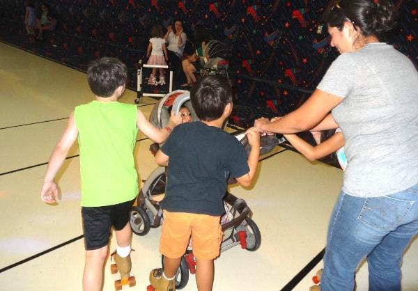 Dairy Ashford Roller Rink Stoller SkateF