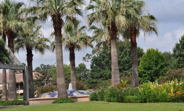 Helens Park Fountain