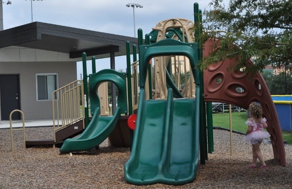 John McGovern Park Playstructure